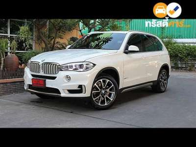 BMW X5 SDRIVE 25D PURE EXPERIENCE STEPTRONIC 4DR WAGON 2.0DTT 8AT 2015