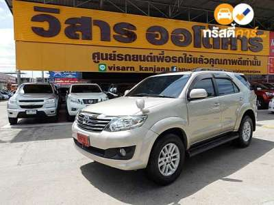 TOYOTA FORTUNER V 7ST 4DR WAGON 2.7I 6AT 2016