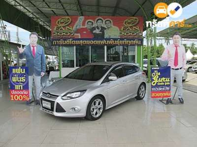 FORD FOCUS SPORT 4DR HATCHBACK 2.0I 6AT 2015