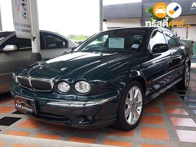 JAGUAR X-TYPE 4DR SEDAN 3.0I 5AT 2003