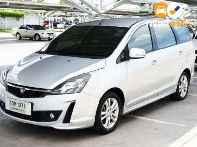 PROTON EXORA HIGH LINE 7ST CVT FWD 1.6I (CBU) 4DR WAGON 1.6I 0AT 2013