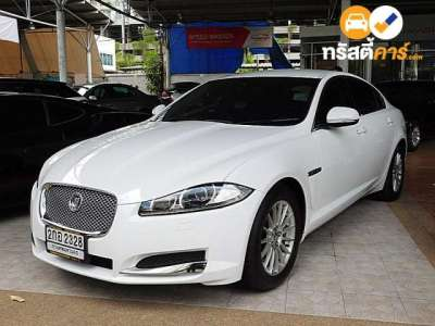 JAGUAR XF PREMIUM LUXURY SA 4DR SEDAN 3.0I 6AT 2012