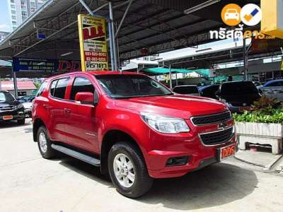 CHEVROLET TRAILBLAZER LT 7ST 4DR SUV 2.8DCT 6AT 2013