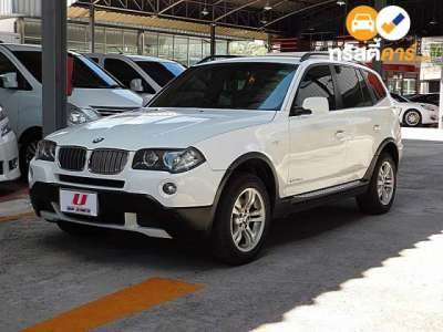 BMW X3 XDRIVE 20D STEPTRONIC 4DR SUV 2.0DCT 6AT 2009
