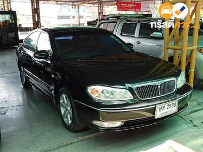 NISSAN CEFIRO BROUGHAM 4DR SEDAN 3.0I 4AT 2004