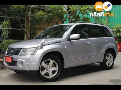 SUZUKI VITARA GRAND JLX 4DR WAGON 2.0I 5AT 2010