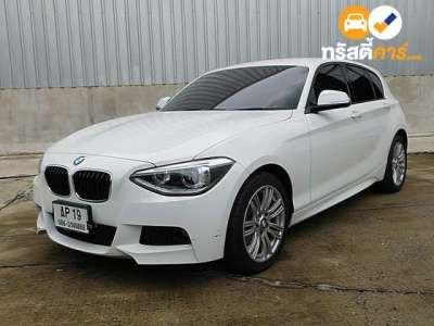 BMW Series 1 STEPTRONIC 116I 4DR HATCHBACK 1.6ITT 8AT 2014