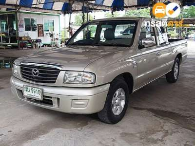 MAZDA FIGHTER FREE CAB MID 2DR PICKUP 2.5D 5MT 2005