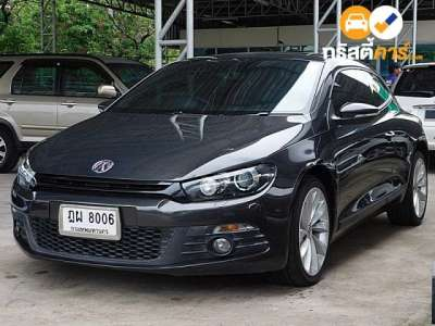 VOLKSWAGEN SCIROCCO TSI HIGHLINE MULTITRONIC 2DR HATCHBACK 2.0ITS 6AT 2010
