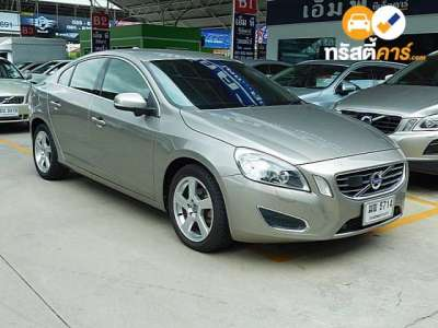 VOLVO S60 DRIVE SA 4DR SEDAN 1.6TI 6AT 2012