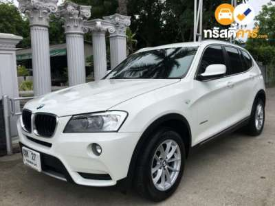 BMW X3 XDRIVE 20D HIGHLINE STEPTRONIC 4DR SUV 2.0DCT 8AT 2014