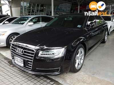 AUDI A8 L TIPTRONIC 4DR SEDAN 2.0I 8AT 2015