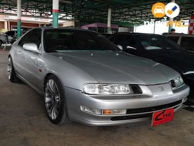 HONDA PRELUDE EXI SI 2DR COUPE 2.3I 4AT 1992