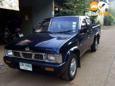NISSAN BIG M EXT. CAB SUPER DX M 2DR PICKUP 2.5D 5MT 1996