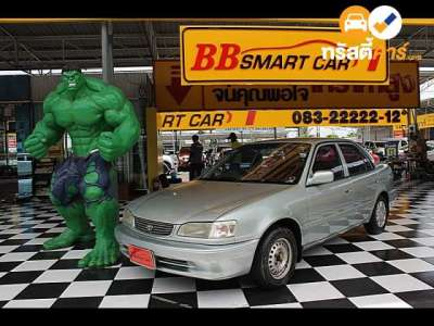 TOYOTA CORONA EXSIOR GXI 4DR SEDAN 1.6I 4AT 1998