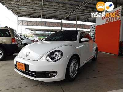 VOLKSWAGEN BEETLE 2DR COUPE 1.2I 4AT 2012
