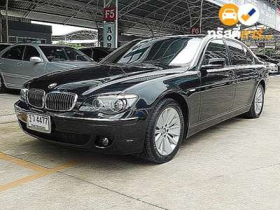 BMW Series 7 SE STEPTRONIC 730LI 4DR SEDAN 3.0I 6AT 2007