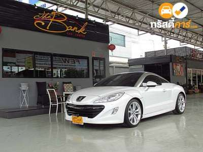 PEUGEOT RCZ SPORT TIPTRONIC 2DR COUPE 1.6I 6AT 2012