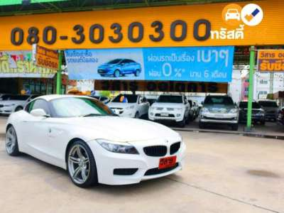 BMW Z4 SDRIVE 23I HIGHLINE STEPTRONIC 2DR CONVERTIBLE 2.5I 6AT 2012