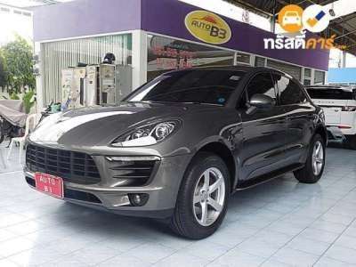 PORSCHE MACAN PDK 4DR WAGON 2.0TC 7AT 2016