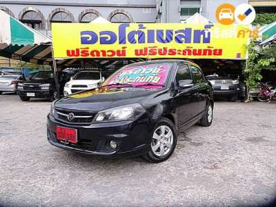 PROTON SAGA BASE 4DR SEDAN 1.3I 4AT 2012