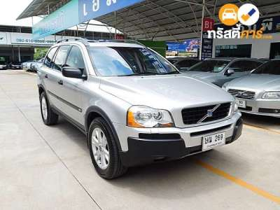 VOLVO XC90 T6 7ST SA 4DR WAGON 2.9ITT 4AT 2003