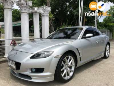 MAZDA RX-8 2DR COUPE 1.3I 4AT 2004