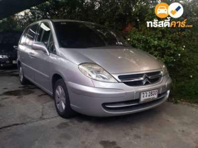 CITROEN C8 SX 7ST 2DR WAGON 2.0I 4AT 2003