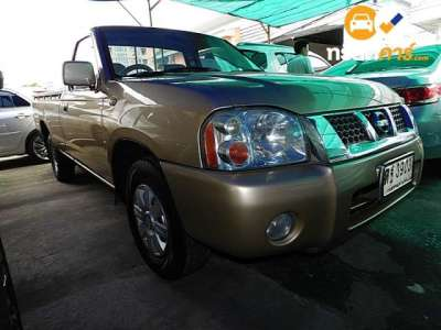NISSAN FRONTIER SINGLE CAB 2DR PICKUP 2.7DTI 5MT 2006