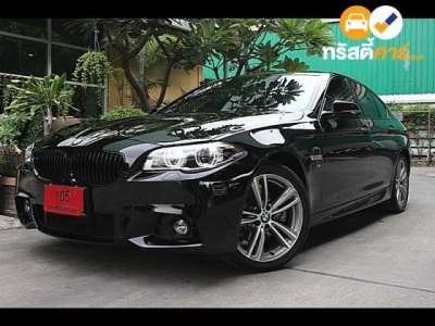 BMW Series 5 525D M SPORT STEPTRONIC 4DR SEDAN 2.0DCT 8AT 2016