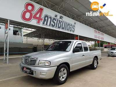 MAZDA FIGHTER FREE CAB LUX 2DR PICKUP 2.5D 5MT 2006
