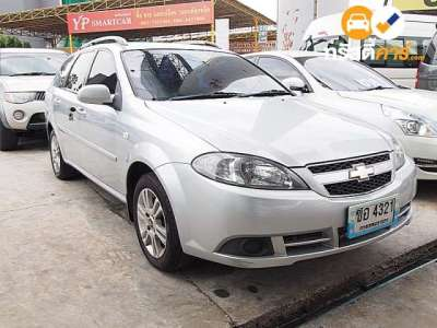 CHEVROLET OPTRA LT LUXURY 4DR WAGON 1.6I 4AT 2010