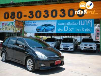 TOYOTA WISH S 6ST 4DR WAGON 2.0I 4AT 2007