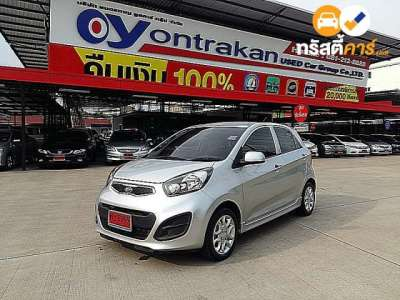 KIA PICANTO K1 4DR HATCHBACK 1.2I 4AT 2014