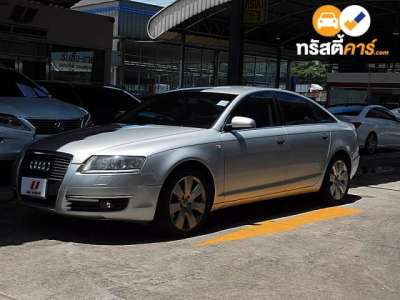 AUDI A6 QUATTRO TIPTRONIC 4DR SEDAN 3.0I 6AT 2006