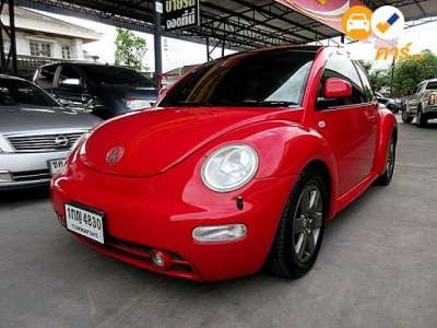 VOLKSWAGEN BEETLE 2DR COUPE 2.0I 4AT 2012