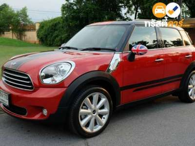 MINI COOPER D COUNTRY SA 4DR HATCHBACK 2.0DCT 6AT 2015