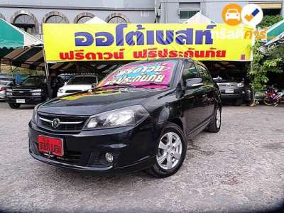 PROTON SAGA MEDIUM LINE 4DR SEDAN 1.3I 4AT 2012