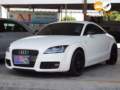AUDI TT MULTITRONIC 2DR COUPE 2.0IT 6AT 2008