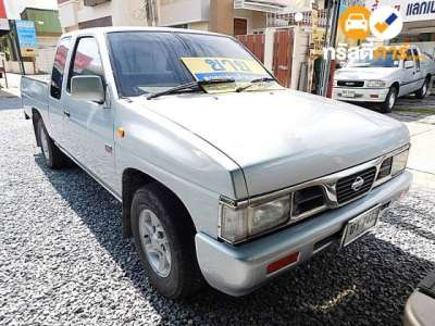 NISSAN BIG M EXT. CAB DX M 2DR PICKUP 2.7D 5MT 1994