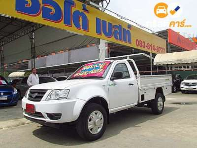 TATA XENON SINGLE CAB GIANT HEAVY DUTY 2DR PICKUP 2.1NGV 5MT 2015