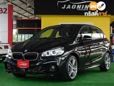 BMW Series 2 218I ACTIVE TOURER STEPTRONIC 4DR HATCHBACK 1.5TTI 6AT 2016