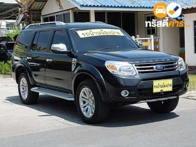 FORD EVEREST LTD TDCI 7ST 4DR SUV 2.5DCT 5AT 2015