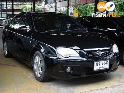 PROTON PERSONA HIGH LINE 4DR SEDAN 1.6I 4AT 2010