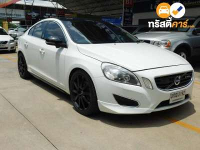 VOLVO S60 4DR SEDAN 2.0TC 6AT 2011