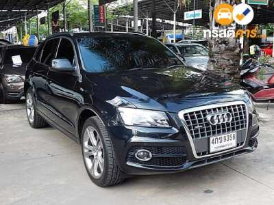 AUDI Q5 TFSI SMAC 4DR WAGON 2.0ITI AT 2012