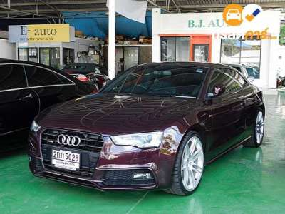 AUDI A5 QUATTRO CVT 2DR COUPE 2.0ITI 8AT 2014