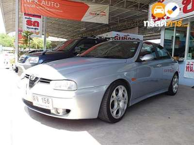 ALFA ROMEO 156 MAC 4DR SEDAN 2.0I 5MT 2006