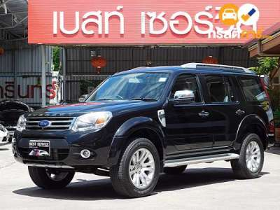 FORD EVEREST LTD TDCI 7ST 4DR SUV 2.5DCT 5AT 2014
