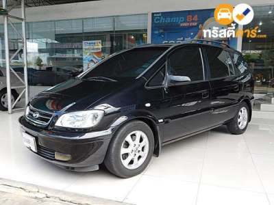 CHEVROLET ZAFIRA LUXURY TURING 7ST 4DR WAGON 2.2I 4AT 2005